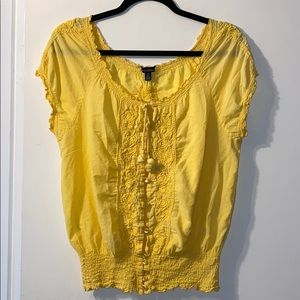 Le Chateau Lightweight Top